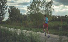 Hardlopen met lopersknie
